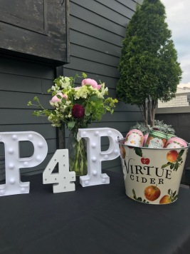 Peace For Pits Yappy Hour sponsored by Virtue Cider